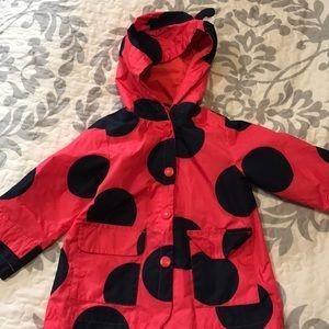Carter's Ladybug Coat 🐞